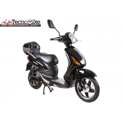 SCOOTER PEDALATA ASSISTITA Z-TECH ZT-09-CL 500W 20Ah 48V BATTERIA LITIO