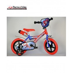 BICI BIMBO SPIDERMAN 12""