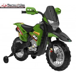 Motocross Warrior 6V