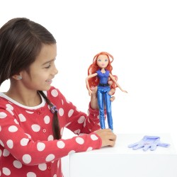 Giochi Preziosi - Winx Bloom Action Spy Light Up con Guanto per Bambina