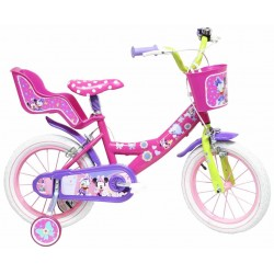 BICICLETTA 16 MINNIE DISNEY MONDO