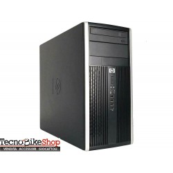 Pc Computer Desktop Hp 8100 ELITE Intel Core i7 vPro 2,80Ghz 4GB RAM,SSD 240 Gb