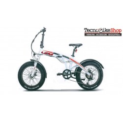 E-BIKE PIEGHEVOLE LEM Miami Confort Fat-Bike Folding F 250W 36v Litio