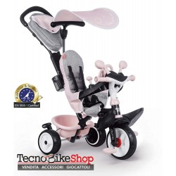 Smoby Triciclo Baby Drive Comfort